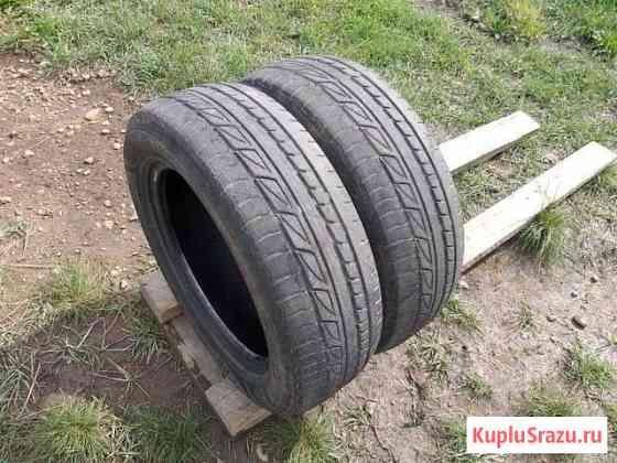 Пара летних японских шин 175/65R14 Bridgestone Чита