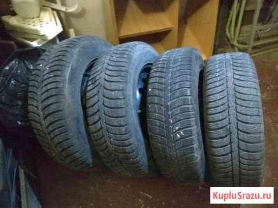 Продам комплект зимних колёс 175/65 R14 Севастополь