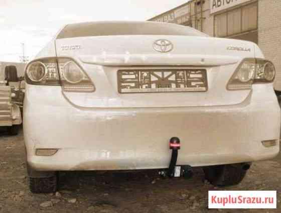 Фаркоп Bosal на Toyota Corola 2007 Челябинск