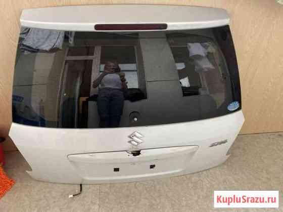 Продам пятую дверь багажника Suzuki SX4 2010 Хабаровск