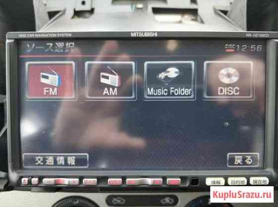 Магнитола Mitsubishi NR-HZ750CD в Артеме Артем