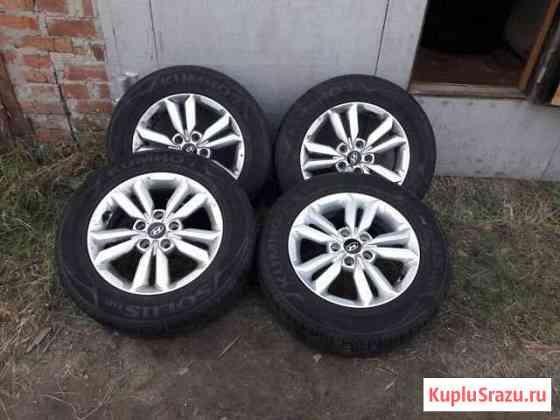 Комплект колес Hyundai creta Омск