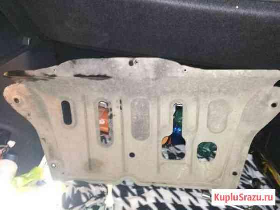 Защита картера 758901227R renault duster / рено да Колпино