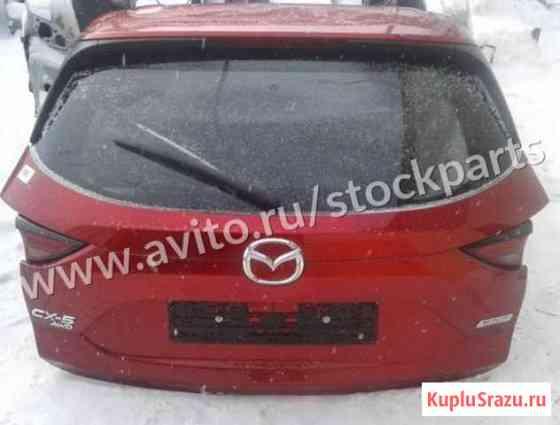 Крышка багажника Mazda CX 5 New Нефтеюганск