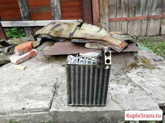 Радиатор кондиционера и компрессор для автомобиля Рассказово