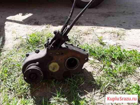Кпп и раздатка УАЗ 469 Чита