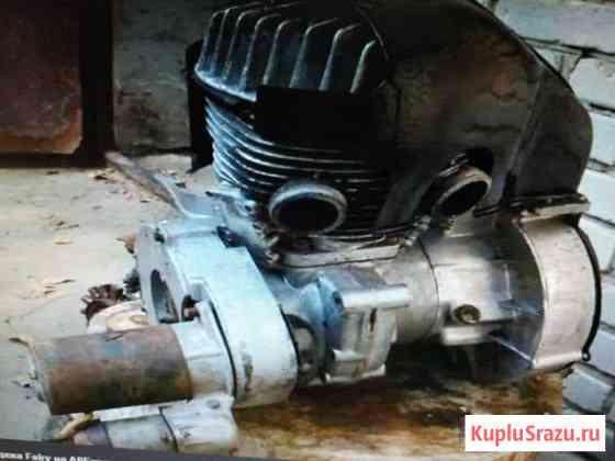Двигатель сзд Чернь