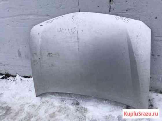 Капот Рено лагуна 2 после 2005г Муром