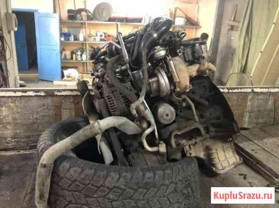 Продам двигатель на Ниссан Патрол Магадан