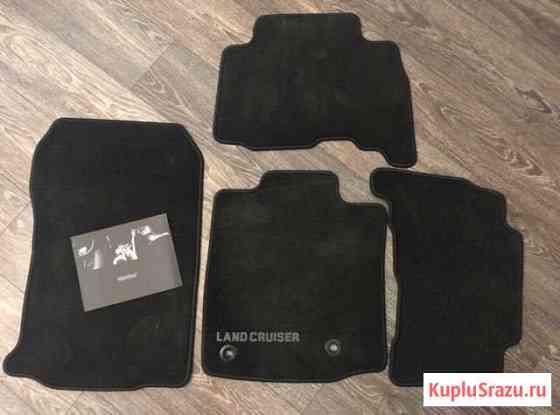 Ковры текстильные в салон автомобиля toyota LC-150 Тамбов