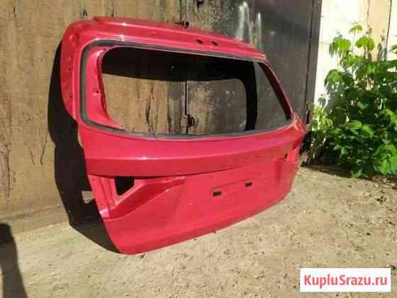 Крышка багажника Kia Rio 4 X-line Киа Рио Альметьевск