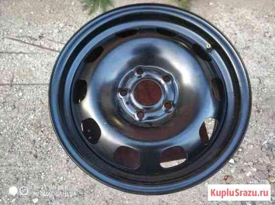 Диск колёсный 6,5Jx16 5/114.3 ET50 Renault Duster Смоленск