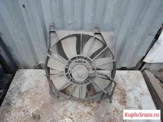 Вентилятор радиатора Suzuki SX4 2006-2013 Подольск