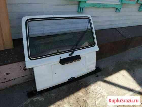 Дверь багажника ваз 2104 Шилка