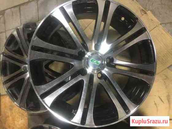 Продам диски R17 N2O (Nitro) Y161 Томск