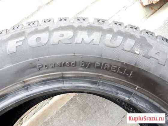 Pirelli Formula Ice Курган