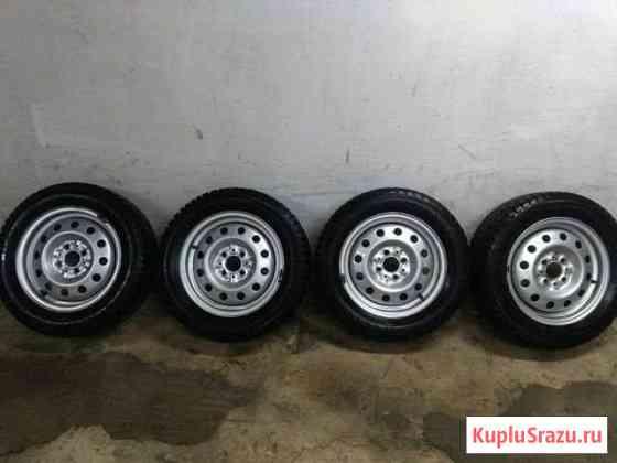 Комплект колёс ваз Пенза