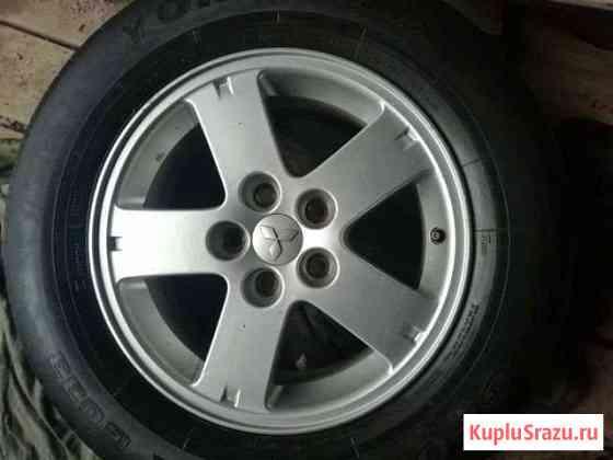 Оригинальный диск на 16, Mitsubishi Outlander Чита