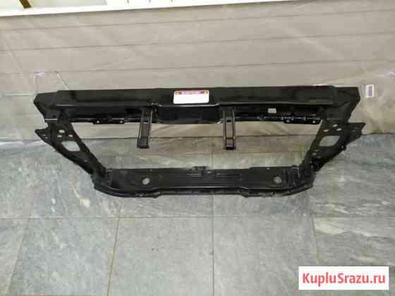 Панель крепления радиатора Kia Rio 4 Альметьевск