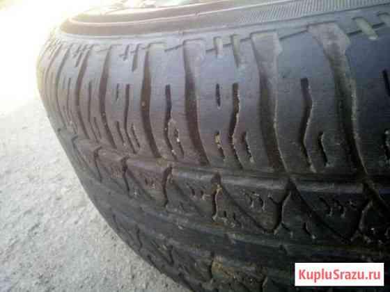 Колеса с диском 175/70 R13 четыре штуки + запаска Черкесск