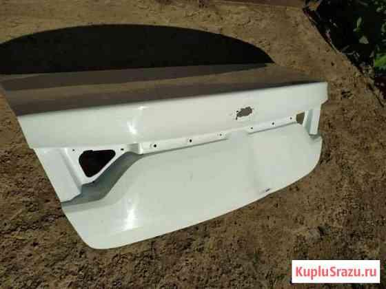 Крышка багажника KIA RIO 4 FB Альметьевск