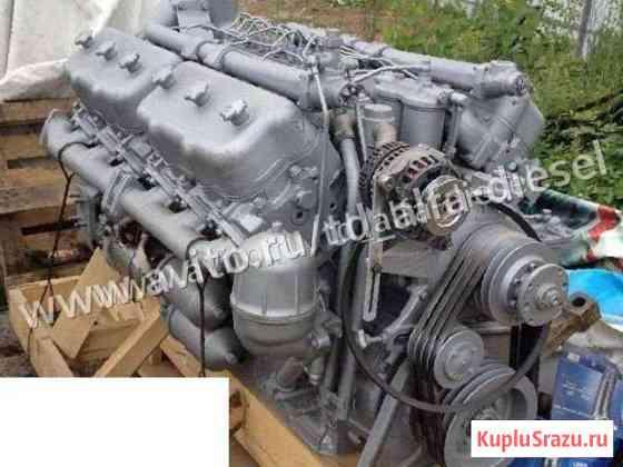 Двигатель ямз 240бм на кировец с кап ремонта Новосибирск
