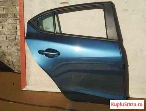 Дверь задняя правая Mazda 3 BM мазда 3 бм Томск