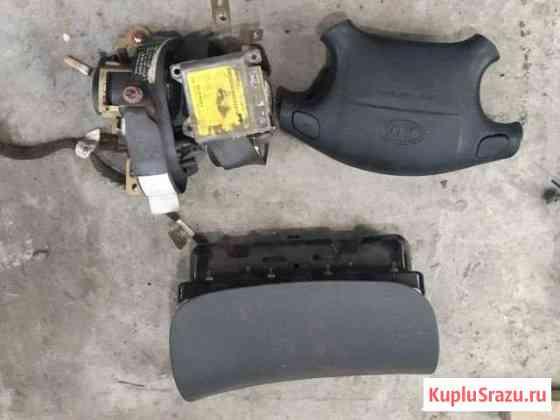 Подушка безопасности комплект киа спектра Kia shum Домодедово