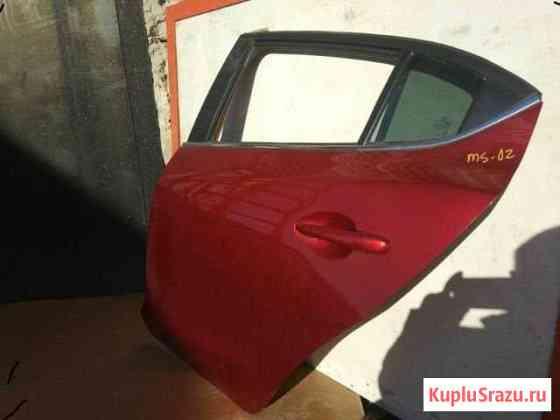 Дверь задняя левая Mazda 3 BM мазда 3 бм Томск