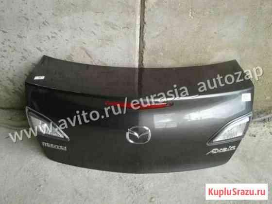 Крышка багажника Mazda 3 BL Ханты-Мансийск