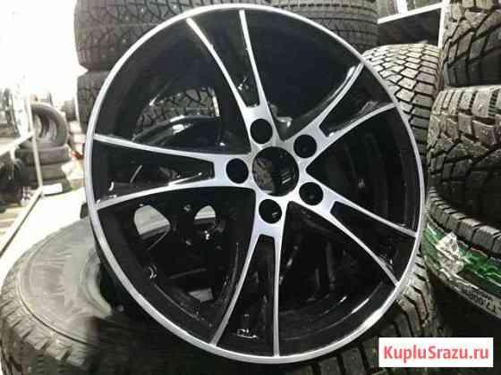 Литые диски:R15:5-100- MGM Wheels(новые) Абакан