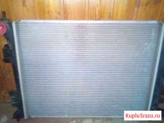 Радиатор охлаждения Kia Rio оригинал Калуга