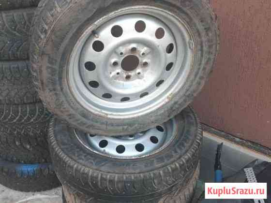 Колеса r14 Тольятти