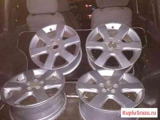 Литые диски r 16 Смоленск