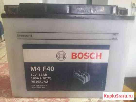 Мотоаккумулятор bosch M4 F40 Краснодар