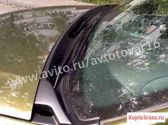 Жабо без скотча Renault Duster Казань