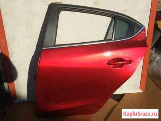 Дверь задняя левая Mazda 3 BM мазда 3 бм Кострома