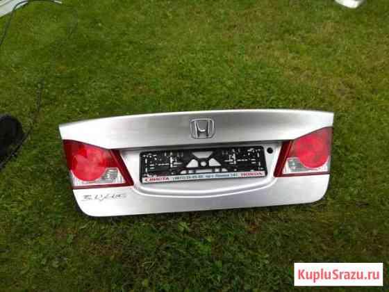 Крышка багажника Honda civic 4d 2008г Муром