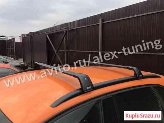Багажник на рельсы Inter Aerostar-i для Chery Санкт-Петербург