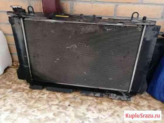 Радиатор двигателя Красноярск