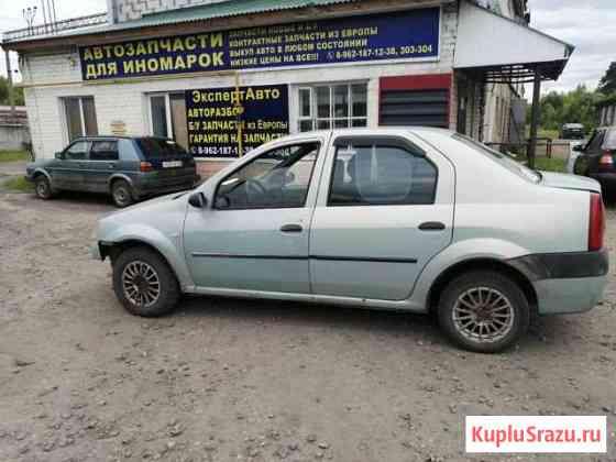 Запчасти Renault Logan седан 1.4 K7J 710 Кострома