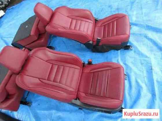 Сиденья комплект lexus RX 200t Тюмень