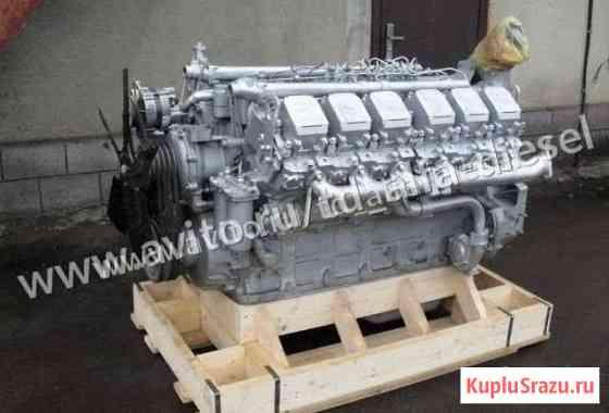 Двигатель ямз 240бм2 с хранения на поддоне новый Уфа