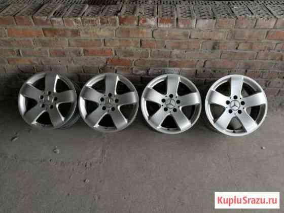 Оригинальные диски Mercedes E-class R16 5x112 Омск