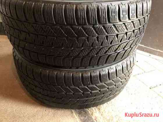 Пара шин Bridgestone 205/50R17 Тверь