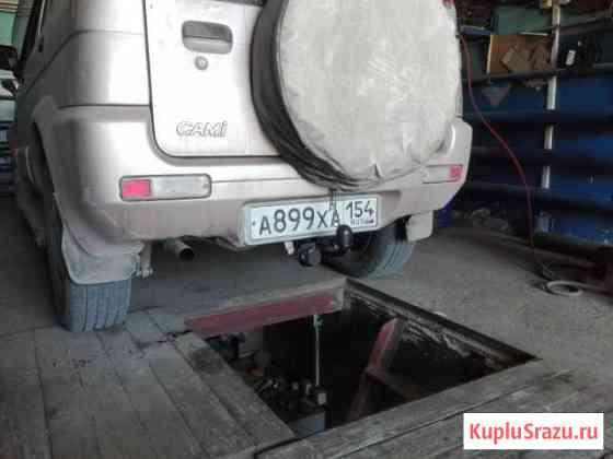 Фаркоп Toyota Cami (Тойота Ками) Новосибирск