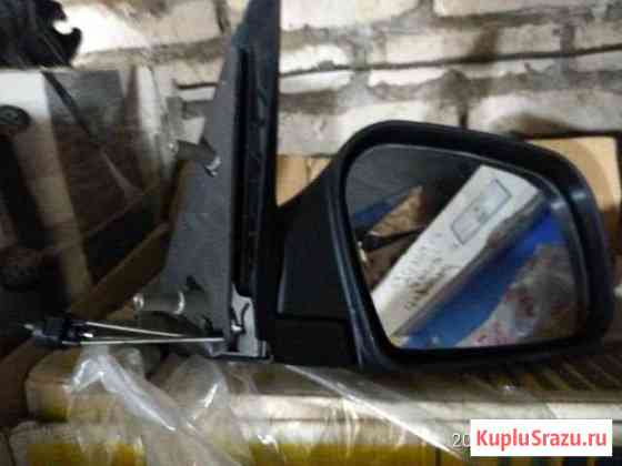Зеркало нива шеви Железнодорожный