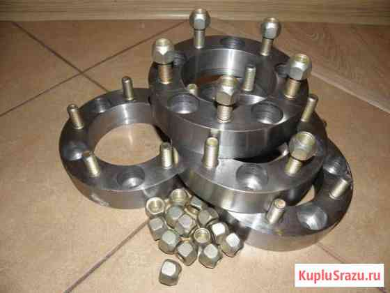 Колесные проставки на УАЗ стальные Ульяновск