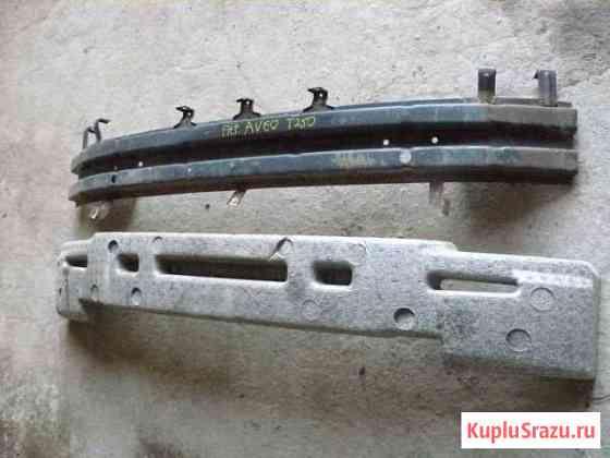 Усилитель переднего бамера для Chevrolet Aveo T250 Псков
