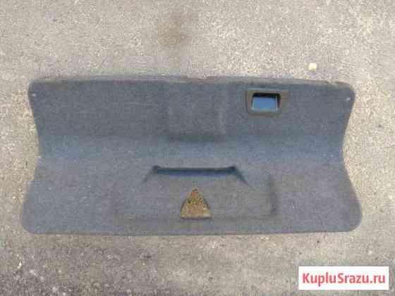 Накладка крышки багажника Ауди А6 С5 седан Липецк